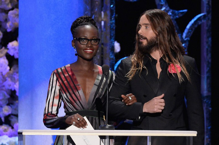 The Truth Behind Jared Leto and Lupita Nyong'o's Relationship