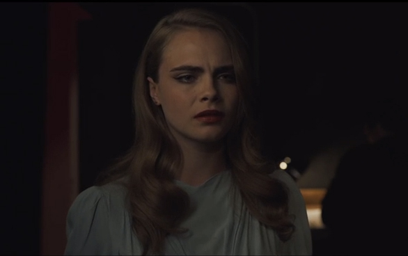 Why is Cara Delevingne Making This Face?!