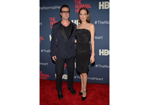 Brangelina Head to Africa for Their Next Baby: AFRICA