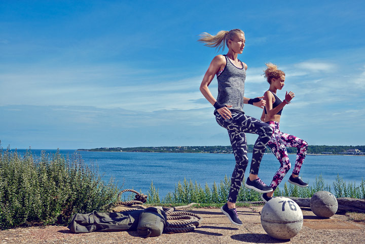 Stylish Sports Gear from H&M