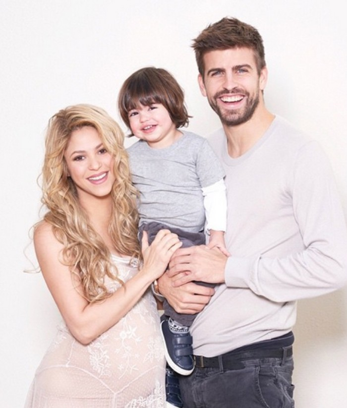 Shakira's Second Baby…Next Big Fashion Star?