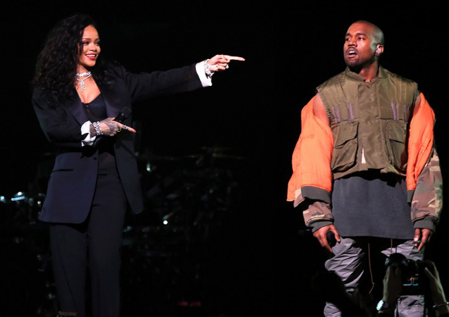 Rihanna and Kanye West Outshine Katy Perry at the Super Bowl