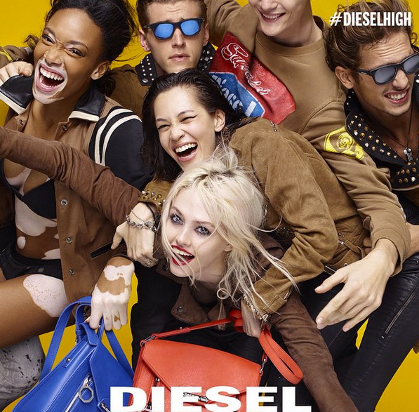 #DIESELHIGH Puts 'Fun' Back in Fashion