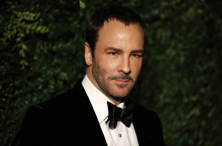 Tom Ford on Geopolitics and Conquering the Fashion Industry
