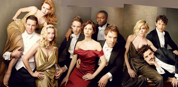 The British Are Coming…to Hollywood! British Stars Take Over Vanity Fair