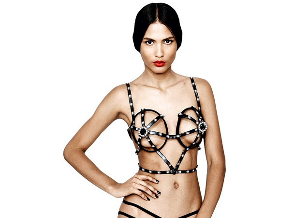 Light Up Your Lingerie this Valentine's with Chromat