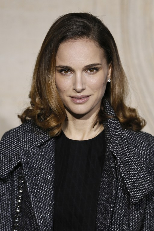 Natalie Portman Destroys Wedding in Dior