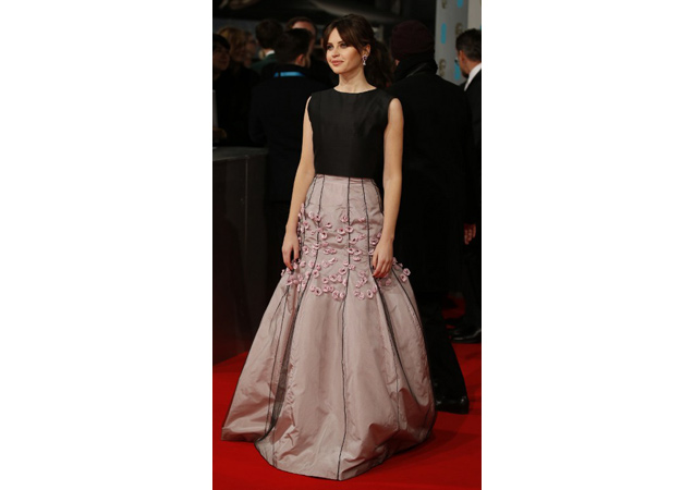 2015 BAFTA Awards Top 10 Best Dressed