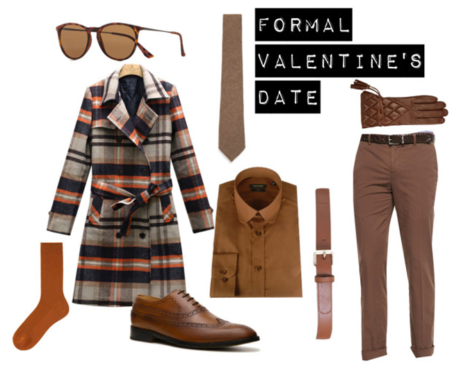 12 Days of Valentine's: Date Looks for Men