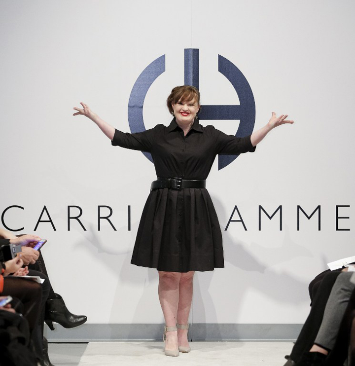 Carrie Hammer Brings First Model with Down Syndrome to NYFW