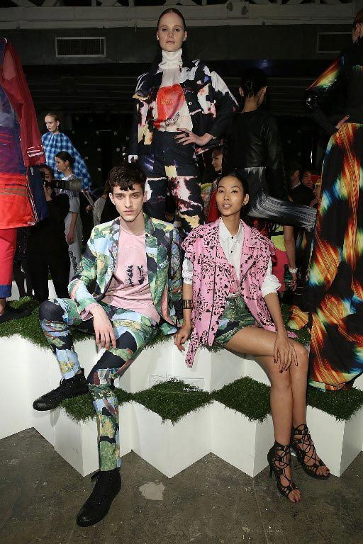 Epson is Revolutionizing Fabric Printing at NYFW
