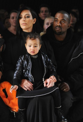 North West Pulls a Naomi Campbell, Disses Alexander Wang?
