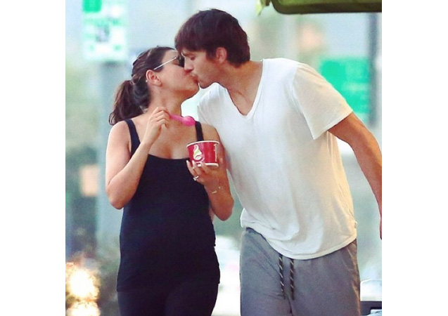 5 Most Adorable Moments with Ashton Kutcher and Mila Kunis