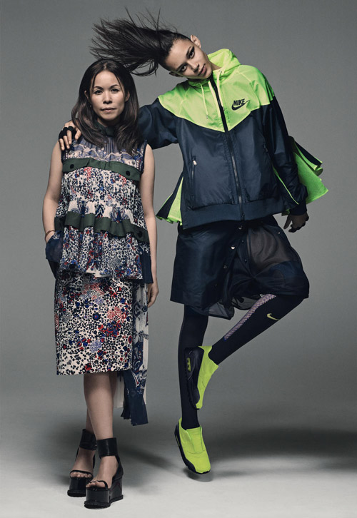 Nike Turns to Japan with New Sacai Collaboration
