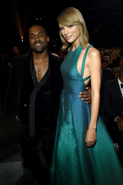 Kanye West's Dinner Date with Taylor Swift