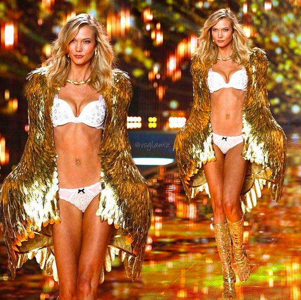 Victoria Secret Angel Karlie Kloss Calls it Quits