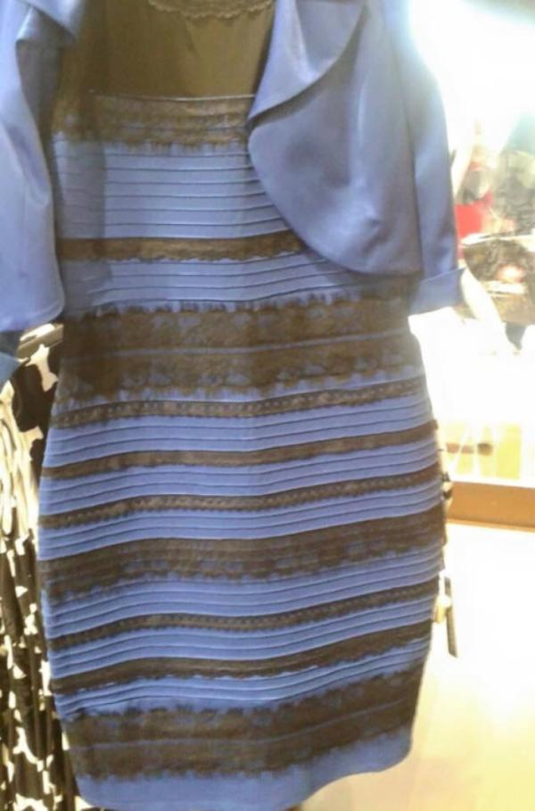Retailer Reveals What Color #TheDress REALLY is