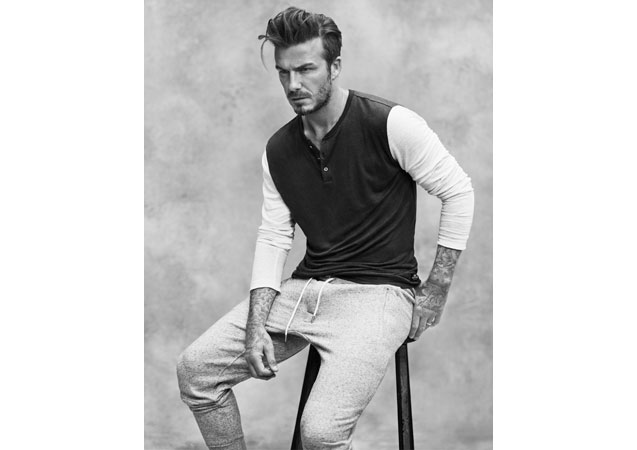 David Beckham On Fire in New H&M Campaign Video