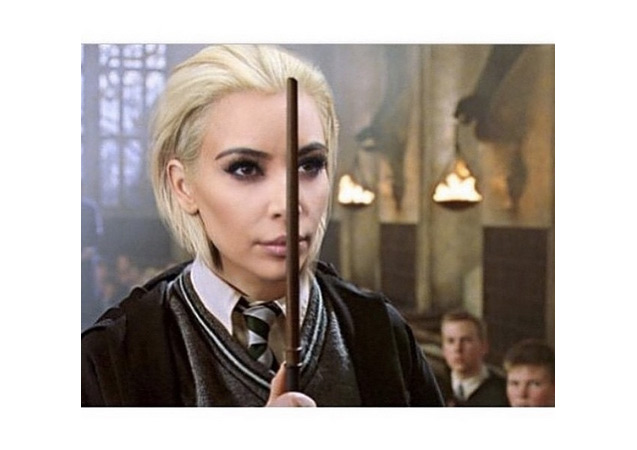 10 Hilarious Memes Making Fun of Kim Kardashian's Blonde Hair