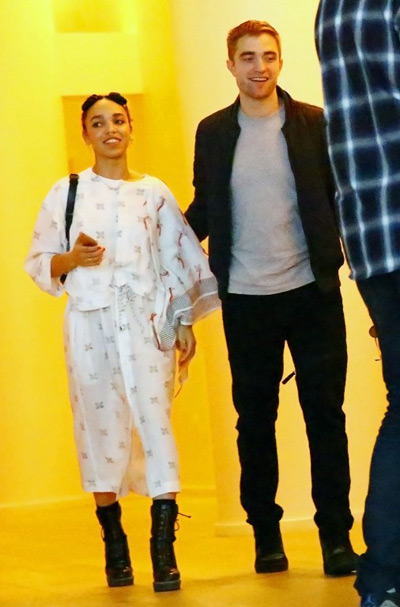 Robert Pattinson and FKA Twigs Getting Ready to Tie the Knot?