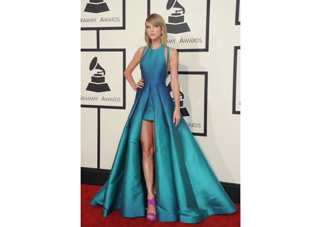 Taylor Swift's Legs Insured for $40 Million, Most Expensive Body Parts in Hollywood