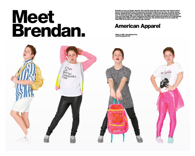 Less Sex, More Politics: American Apparel Gets a Serious Makeover