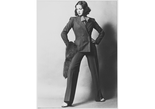 Yves Saint Laurent's Most Scandalous Collection Revisited