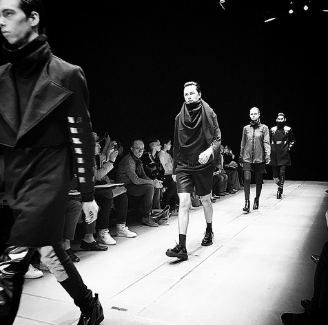 Tokyo Fashion Week Day 5: Drake and Blade Runner at House of Holland