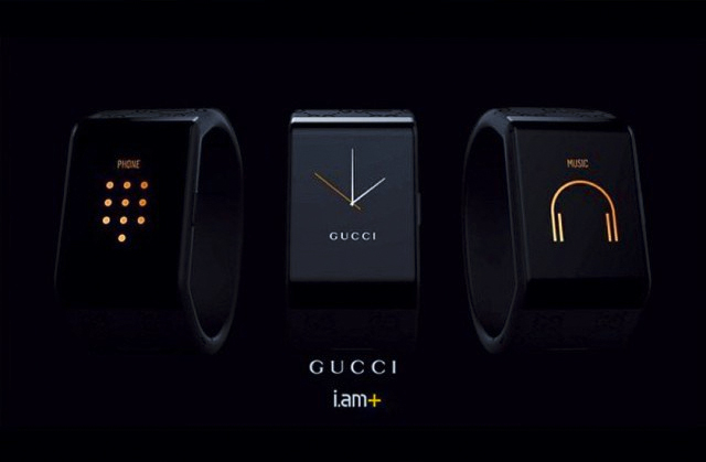 Gucci is the Latest Player in Smart Watch Competition