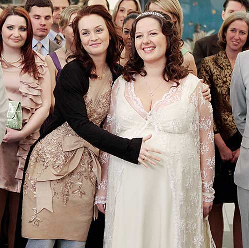 Blair Waldorf and Dorota are Still Scheming Together Post-Gossip Girl