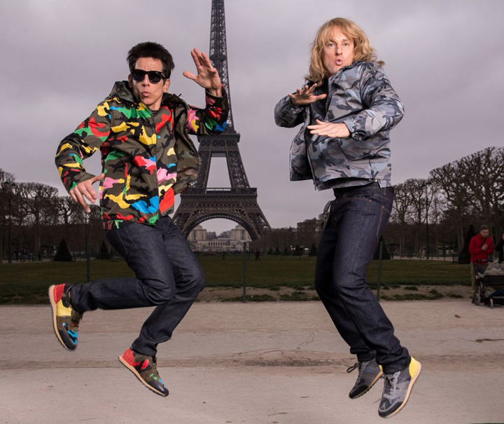 Derek Zoolander and Hansel to Star in Latest Valentino Campaign