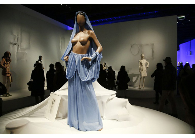 Jean Paul Gaultier's Retrospective Returns to Paris After 4 Years