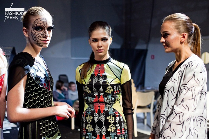 St. Petersburg Fashion Week is the Most Innovative Yet