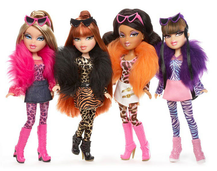 Bratz Dolls Get a Reality Check