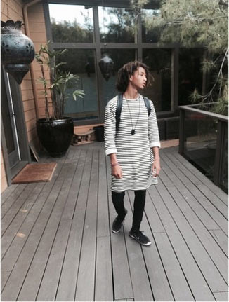 Jaden Smith Wore a Dress and Looked Better Than You
