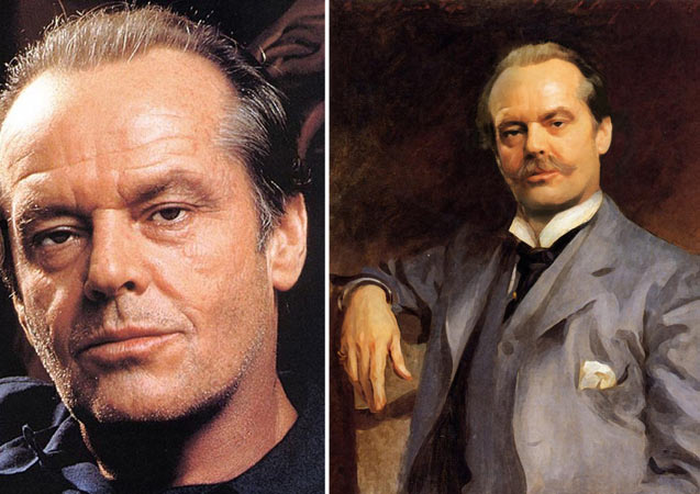 MUST-SEE: Leonardo DiCaprio, Emma Watson, and More as Famous Works of Art