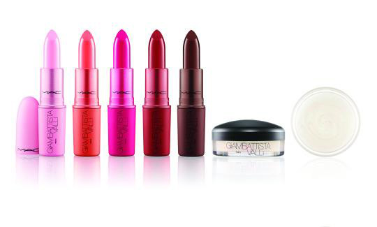 Giambattista Valli's MAC Lipstick Collection is Here!