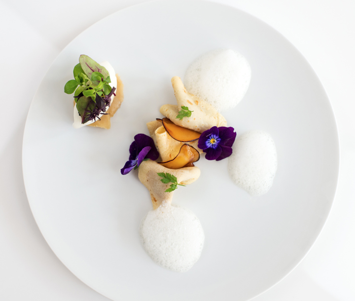 Fashion and Food Collide at GLASS Restaurant