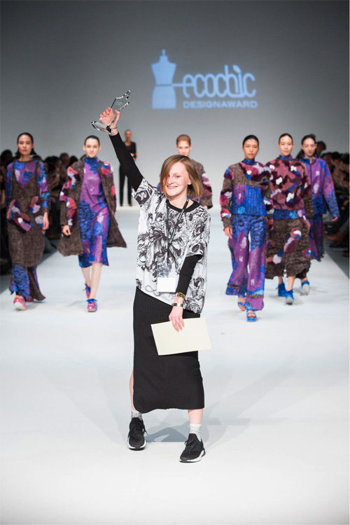 From Waste to Winner: Q&A with EcoChic Winner Patryja Guzik