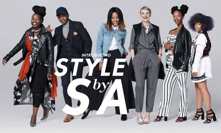 Woolworths SA unveils the new faces of StyleBySA S/S 2016