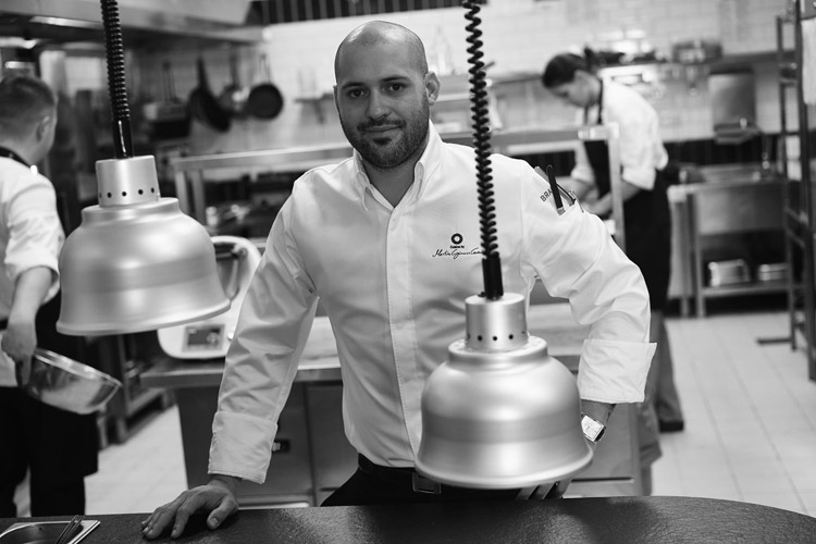 A Piece of South America in the Heart of Warsaw: Q&A with Chef Martin Gimenez Castro from Salto