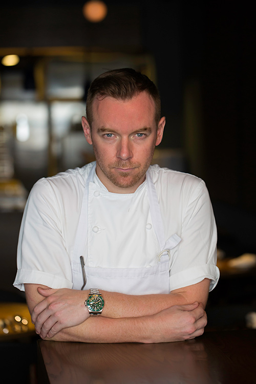 A Seasonal Affair: Q&A with Chef Andrew Walsh from Cure