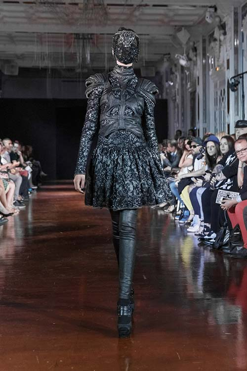 The Dark and Wonderful World of Winterstan: Q&A with Fashion Week Tunis designer Ludovic Winterstan
