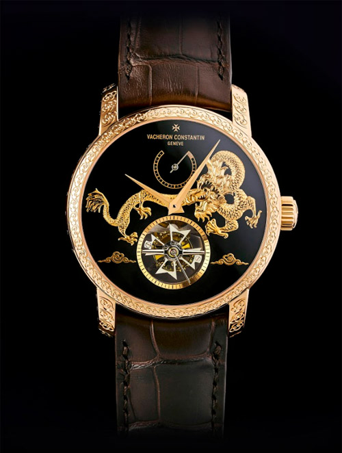 "TRADITIONNELLE 14-DAY TOURBILLON ""DRAGON"""