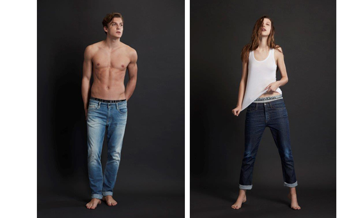 INTRODUCES SELVEDGE DENIM FOR SPRING 2017