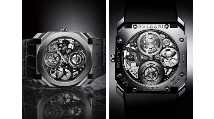 OCTO, LVCEA AND SERPENTI: THE THREE PILLARS OF THE WATCHMAKING ART ACCORDING TO BVLGARI