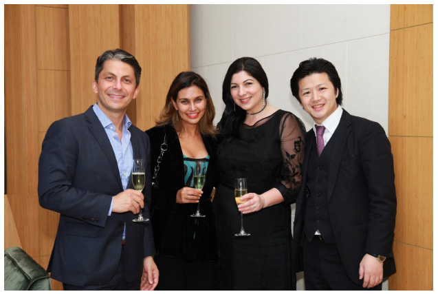 Narcisa Pheres for Jewelry Maki showcases their exclusive Aristeia Collection at The Upper House Hong Kong