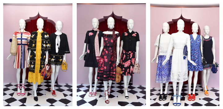 KATE SPADE NEW YORK SPRING 2017 COLLECTION