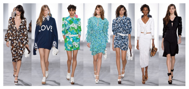 MICHAEL KORS COLLECTION & MICHAEL MICHAEL KORS SPRING 2017