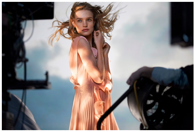 Recycled shoreline waste in H&M's new Conscious Exclusive collection Dreamy and beautiful pieces in sustainable materials